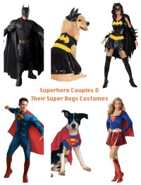 Matching Couples & Their Dog Costumes | Halloween ...