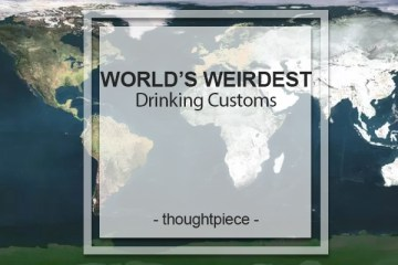 Drinking Customs