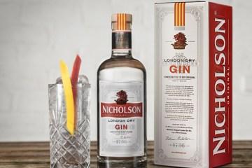 Nicholson gin