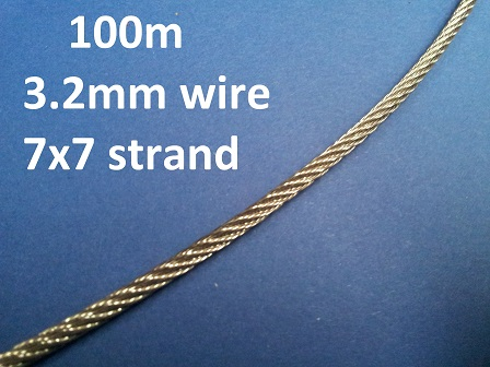 stainless wire 305 18
