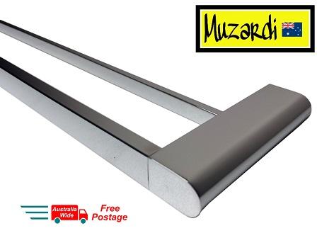 Muzardi classic double towel rail
