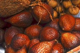 Salak or Snake Fruit is one among the many indigenous fruits in Indonesia.