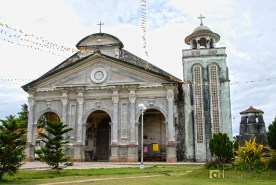 San Augustin Parish Church at Panglao.