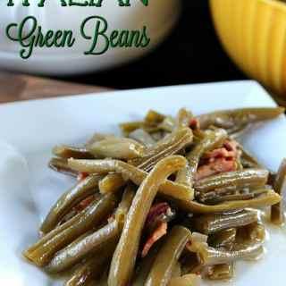 Crock Pot Italian Green Beans