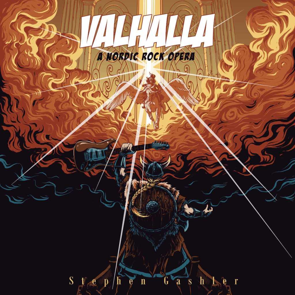 Valhalla   A Nordic Rock Opera - Album
