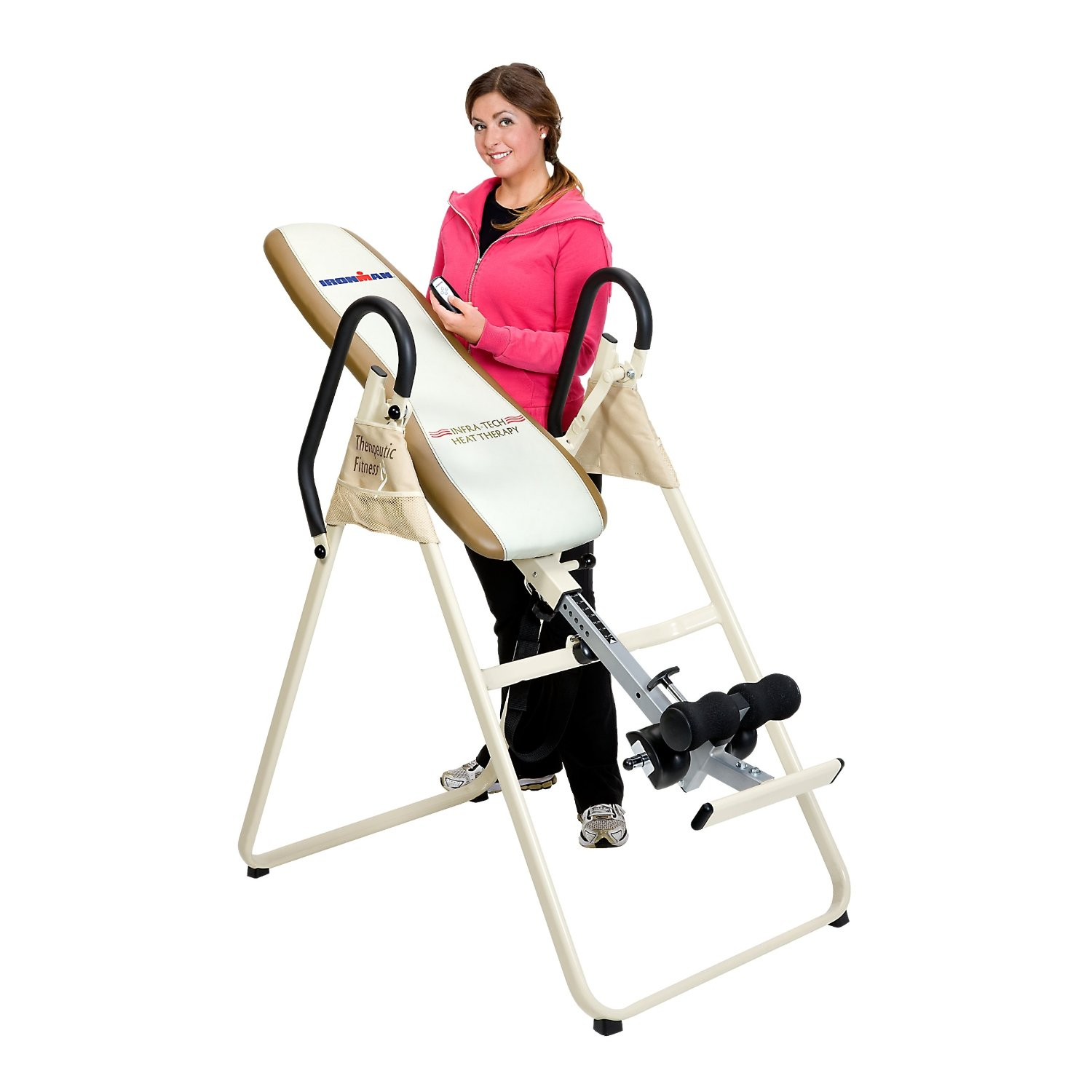 marcy inversion chair table hydraulic salon won t go down healthy you