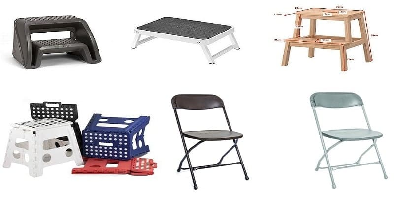 Which is a better material foldable stool