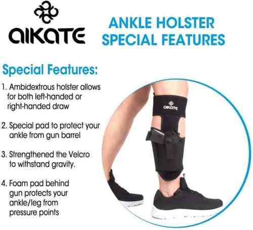 aikate_ankle_holster