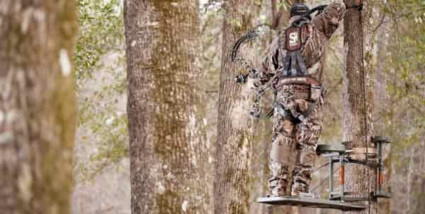 How do Work Climbing Tree Stand