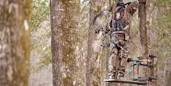 How do Work Climbing Tree Stand