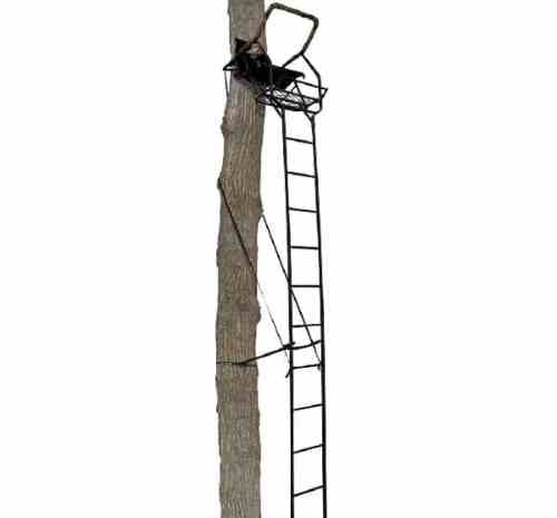 Muddy Stronghold Ladder Treestand