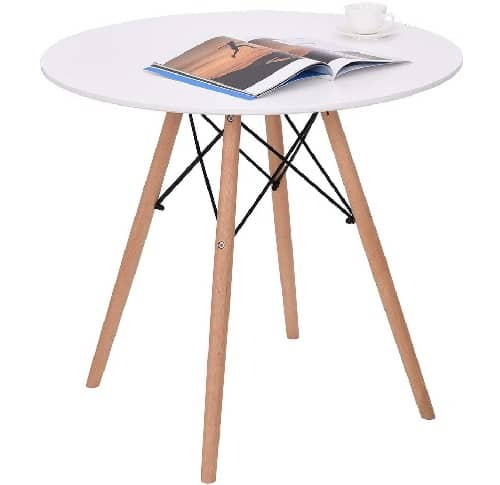 Modern Leisure Wooden Tea Table