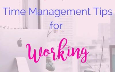 Time Management Tips fоr Working Moms