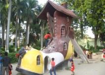 Shoe At Moti Jheel Park