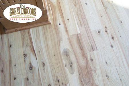 Gallery of hardwood floor refinishing photos by Indianapolis hardwood floor company The Great