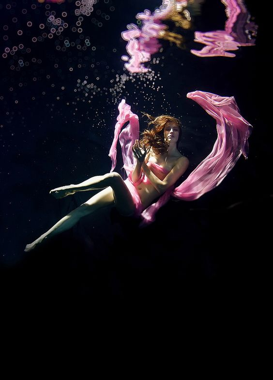 Art Wallpapers Girl Beautiful Underwater Fashion Photography Great Inspire