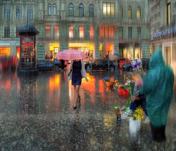 Beautiful Cute Romantic Wallpapers Rainy Day Photography By Eduard Gordeev Great Inspire