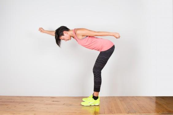 Bodyweight Exercise: Boxer