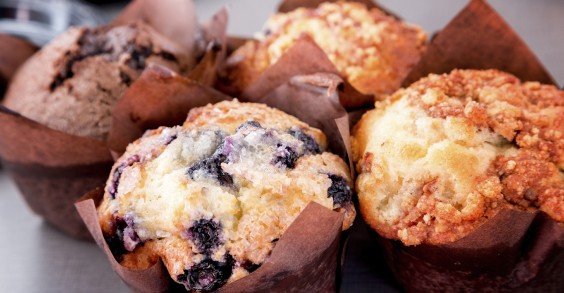 Calories in Muffins