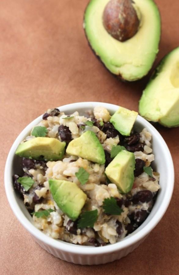 Vegetarian Burrito Bowl Recipe