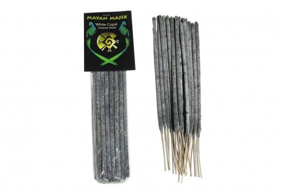 Mayan Majix white copal incense sticks