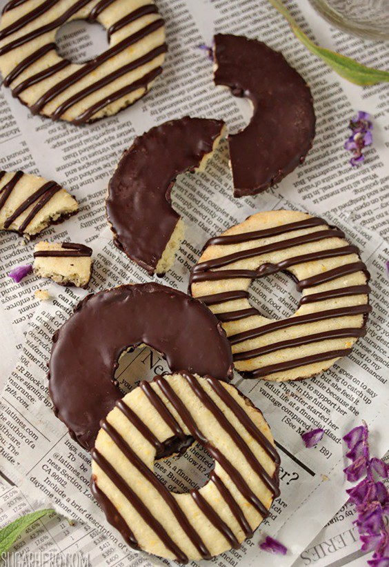 Healthier Keebler Fudge-Striped Cookies Recipe