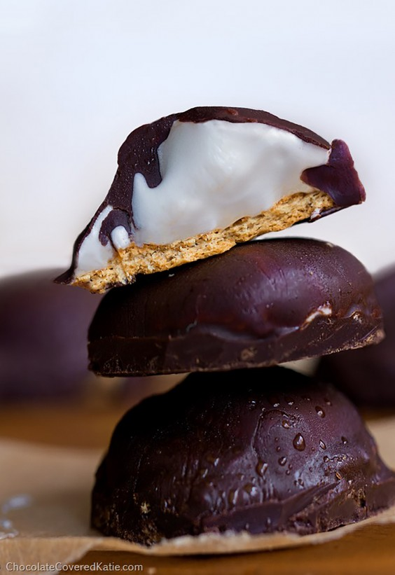 Homemade Mallomars Recipe