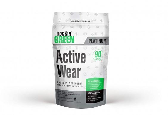 Rockin' Green Platinum Series Active Wear Powdered Laundry Detergent