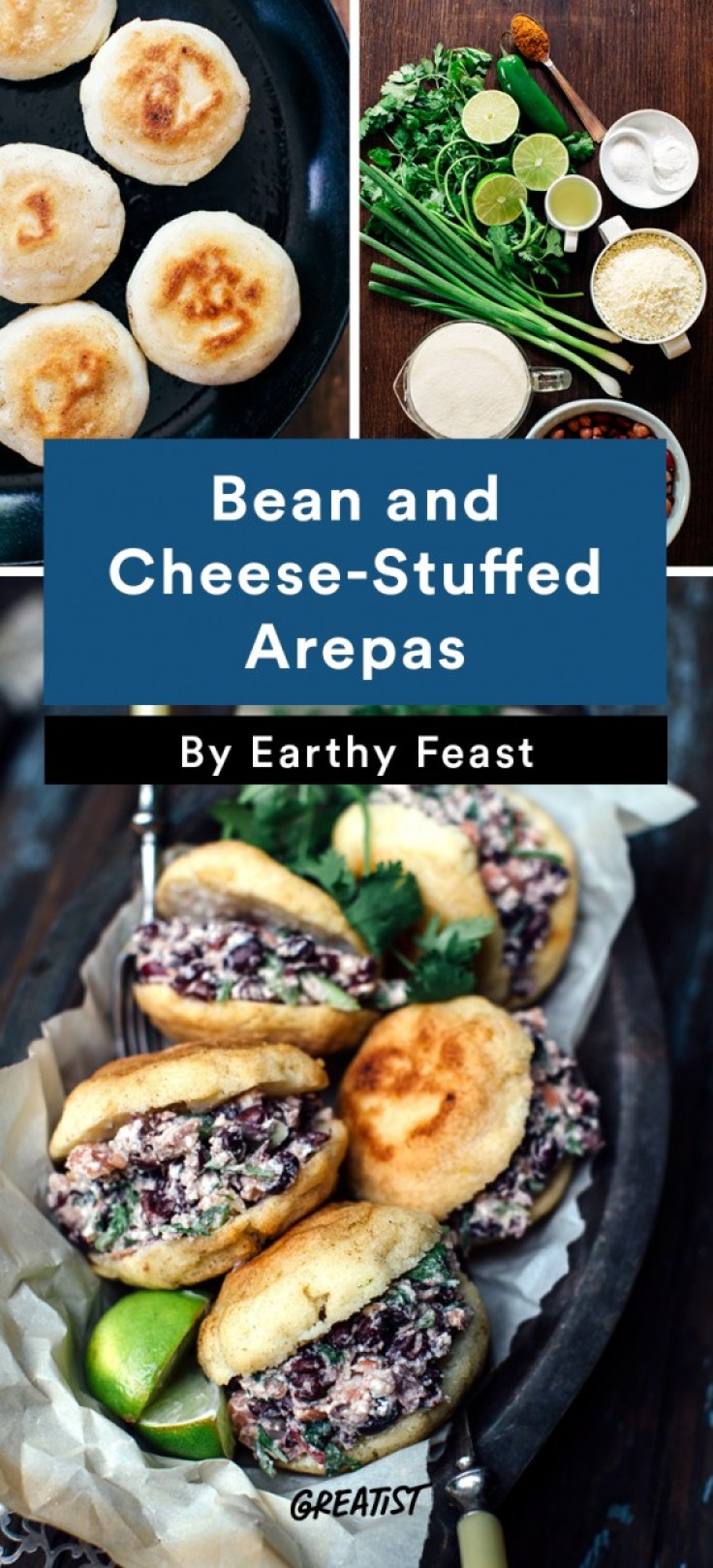 Street Food: Arepas