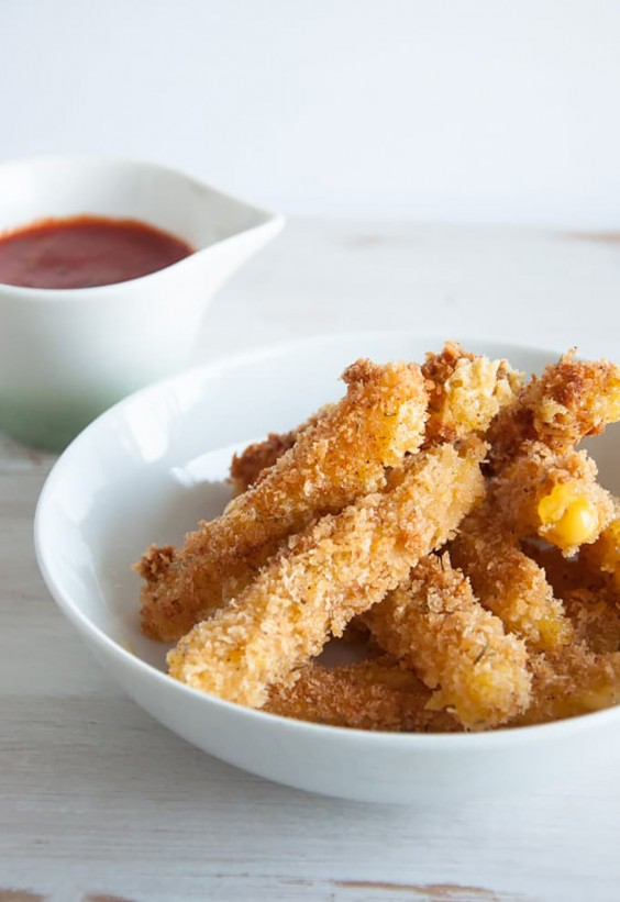Vegan Cheese Sticks Recipe