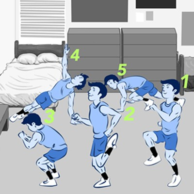 Dorm Room Exercises_sq