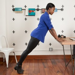 Chair Sit To Stand Exercise Lazy Boy Lift Motor Desk Exercises The Best Moves You Can Legit Do At Work