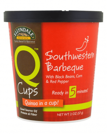 Now foods Q cups