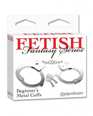 Fetish Fantasy Series Beginning's Metal Cuffs