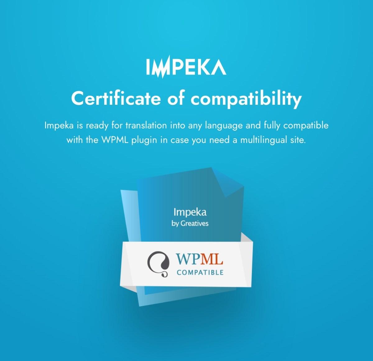 Impeka & WPML