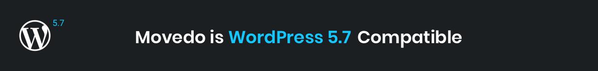 Movedo WordPress 5.7