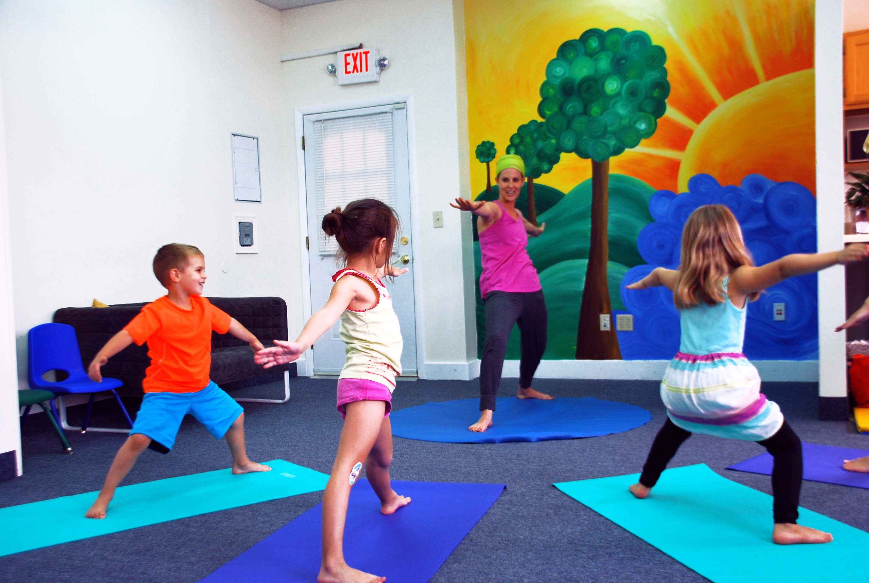 Great Kids Place Yoga