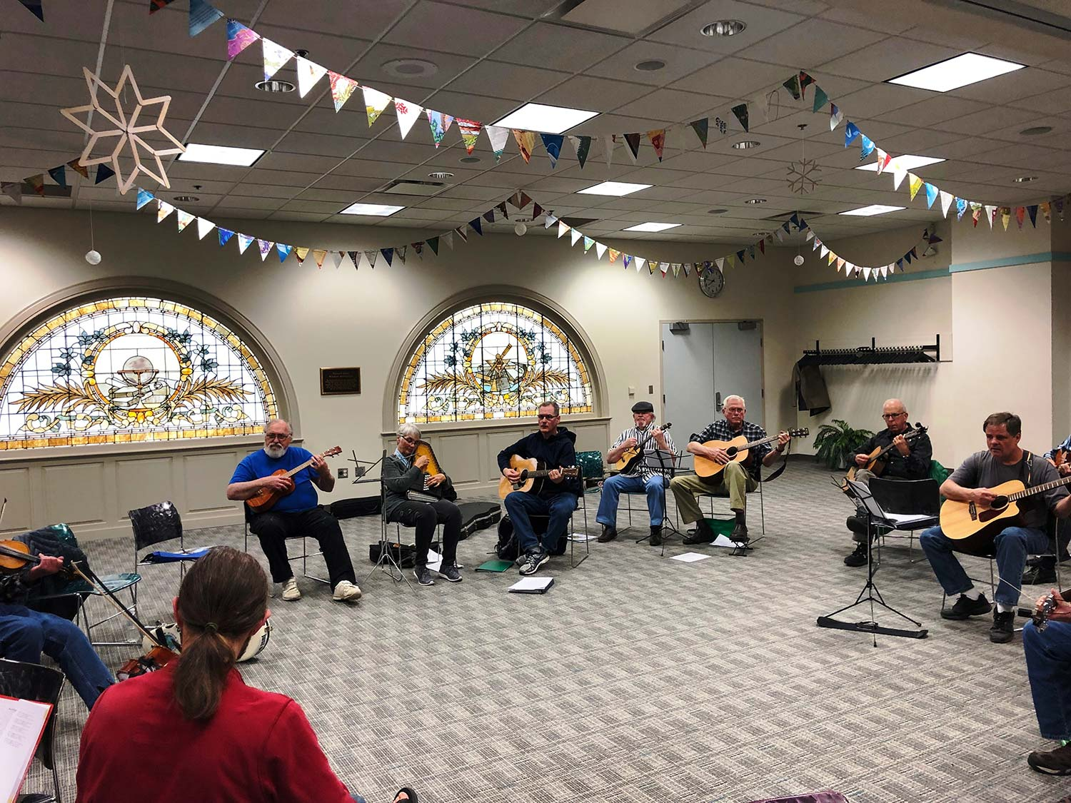 Monthly Activities - Great Lakes Acoustic Music Association
