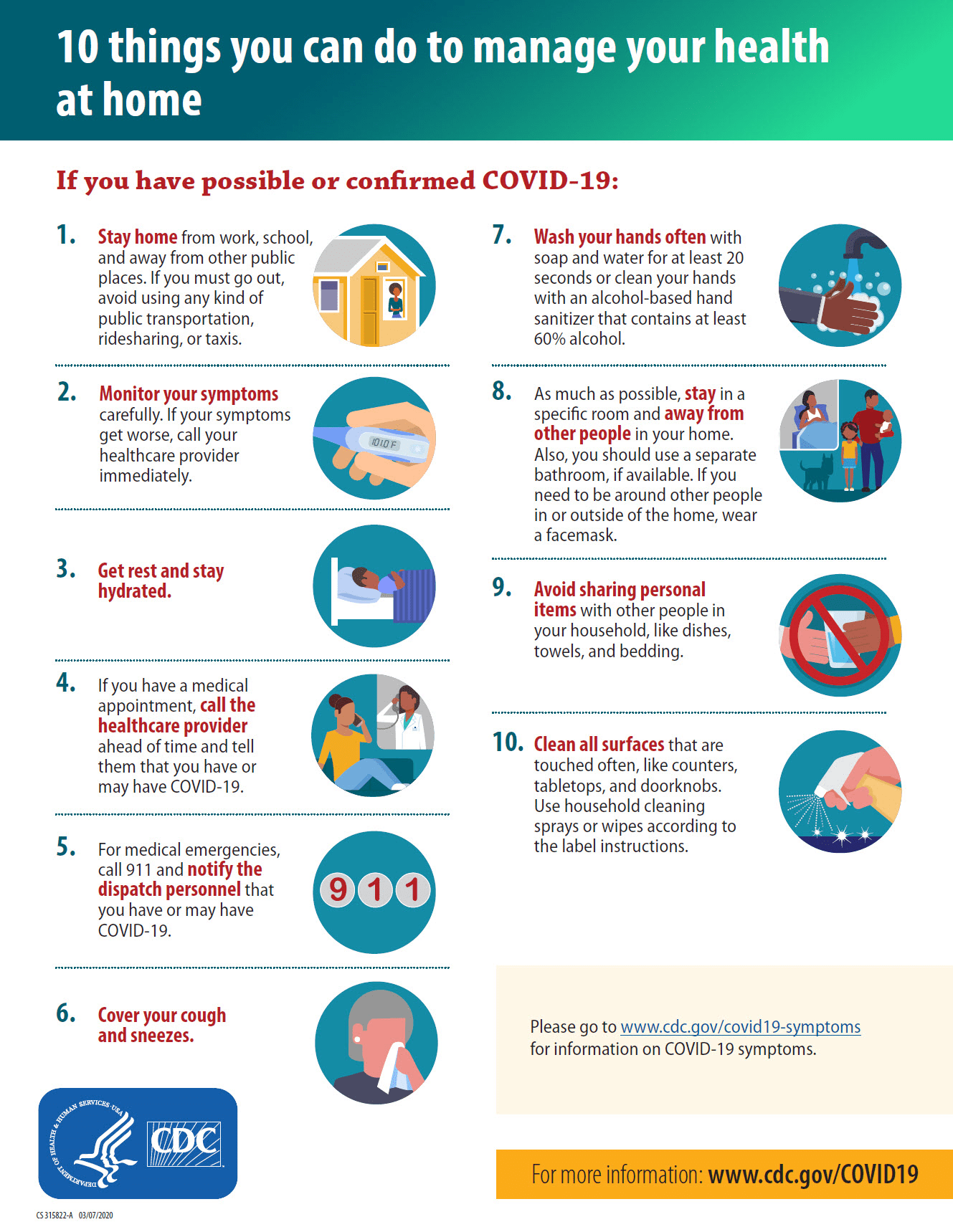 Get the Facts on COVID-19 the Coronavirus - Great Lakes Bay Health ...