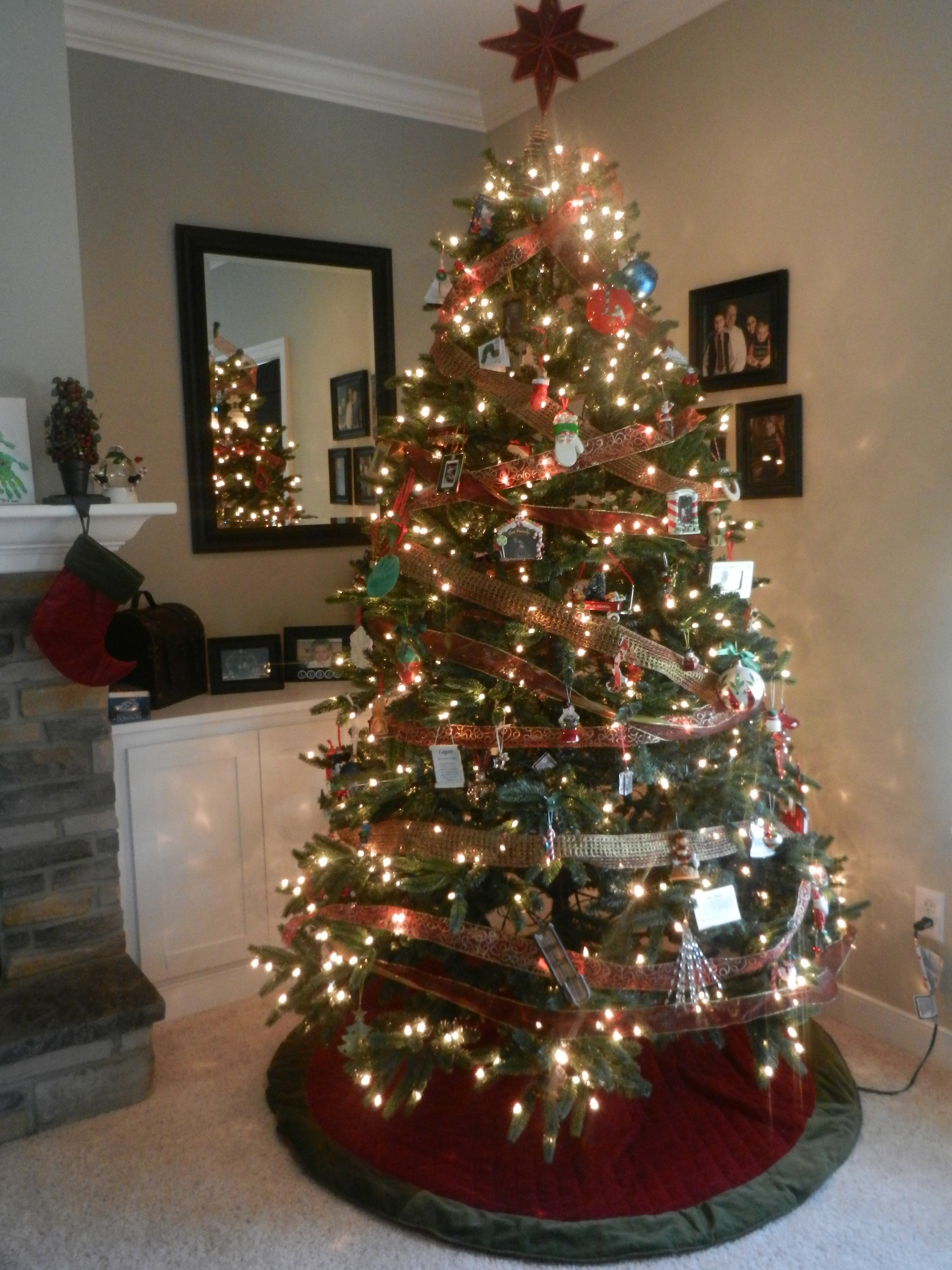 The Lesson Planning Mommy O Christmas Tree