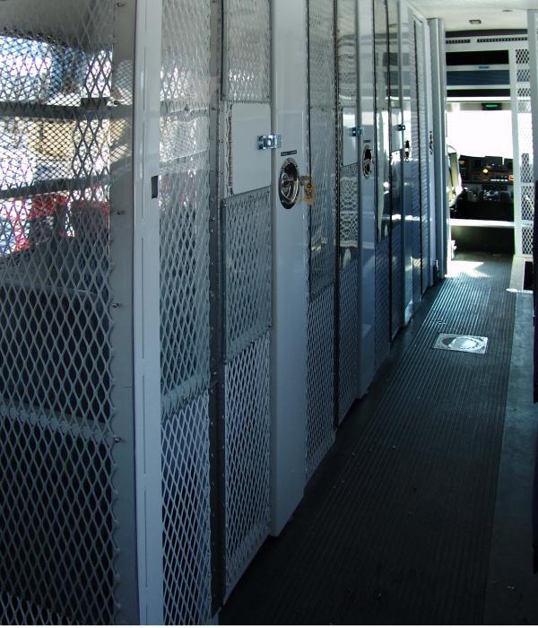 Prisoner Buses Prisoner Transport Vehicles Inmate Transportation Vehicles  Great Lakes Coach