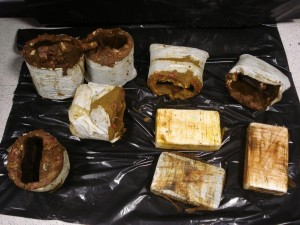 CBP at JFK Seizes Cocaine in Meat