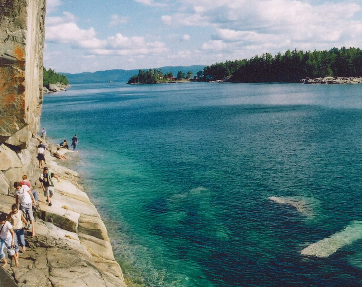 Great Features Of The Great Lakes Region Ontario
