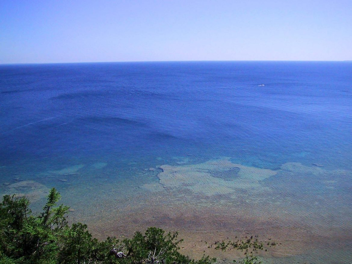 Lake Superior Loses Ground In Water Clarity