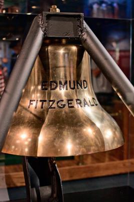 Edmund Fitzgerald Museum Exhibits