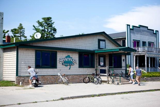 Weekend Bike Touring in Michigan - Beaver Island