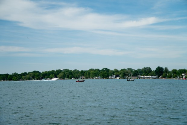 Saint Clair River