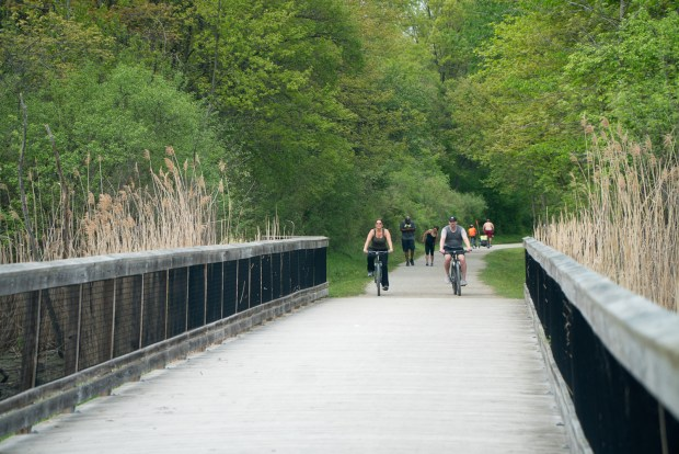 Michigan Bicycle Trail