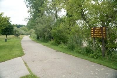 Hart-Montague Bike Trail