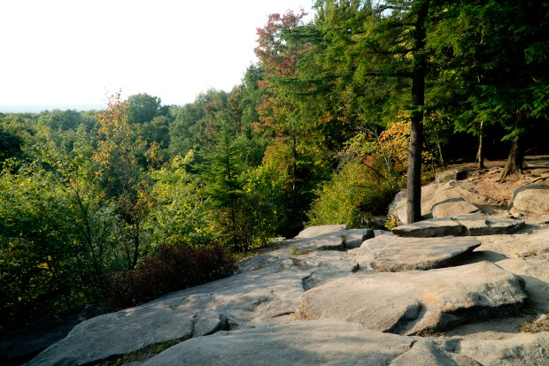 Visiting the popular Cuyahoga Valley National Park
